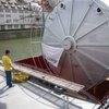 Logwin bringt Spezialtank per Donauschiff nach Rumänien