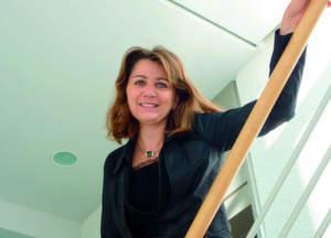 Annemarie Reiche, Niederlassungsleiterin von PNO Consultants in Leipzig