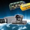 Von Bildverarbeitungssensoren über GigE-Vision-Kameras bis Hochleistungsboards