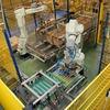 Workflow in der Lebensmittelindustrie durch Robotertechnik automatisiert