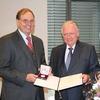 Gründer Helmut Rudel mit Wirtschaftsmedaille ausgezeichnet