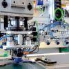 Automatisiertes Ablagesystem positioniert Press- und Stanzteile