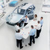 Konzernweites Projekt In-Car gibt Einblick in die automobile Zukunft