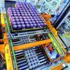 Filialpaletten schnell und automatisch kommissioniert