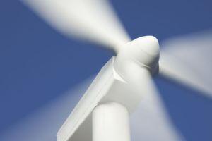Windanlagen sind unter rauesten Umweltbedingungen auf eine Lebensdauer von mehr als 20 Jahren ausgelegt Quelle: iStockphoto