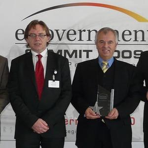 eGovernment Awards gehen an Beus und Mayer
