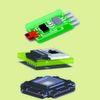 Die Automobil- und Elektrobranche als stärkster Nachfrager von Hybridbauteilen