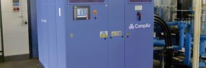 Neue Technologie für die ölfreie Drucklufterzeugung