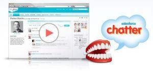 Abkehr von der asynchronen Kommunikation à la E-Mail: Social Enterprise Collaboration in Echtzeit mit Salesforce Chatter.
