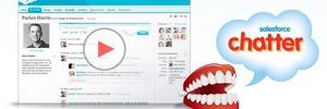 Salesforce.com verlagert mit Chatter den Flurfunk ins Netz