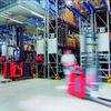 Energieeffizienter Elektrostapler-Betrieb fängt beim Laden der Batterie an