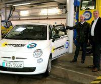 Start der technischen Abnahme für eine Flotte von 700 Elektrofahrzeugen in Hamburg