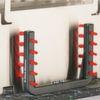 Faserhaltiges Fixiersystem schützt empfindliche Teile