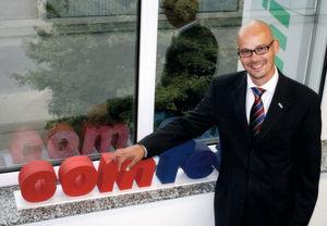 Sven Glatter, Leiter Vertrieb & Marketing der Comteam Systemhaus GmbH