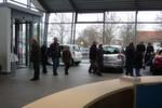 Das neue Renault-Autohaus Enders feierte am Wochenende seine Eröffnung.