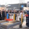 AIM präsentiert Auto-ID im Tracking-and-Tracing-Theatre auf der Logimat