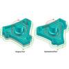 CAD/CAM-Software für die Fertigung symmetrischer Werkstücke