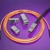 Datenraten der nächsten Generation bis 120 Gbps mit steckbarer Datenübertragung in einer einzigen Baugruppe