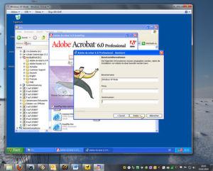 Der XP-Mode erlaubt es, ältere Programme auf Windows 7 zu installieren, doch er löst nicht alle Kompatibilitätsprobleme.
