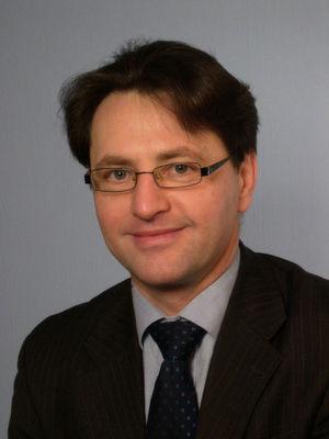 Neu bei Bonfiglioli als Leiter Vertrieb Automation Dr. Georg Sztefka.