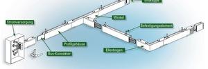 Stromschienenverteilersystem für Mission-Critical-Rechenzentren