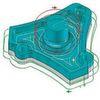 Intuitive und einfache Fertigung symmetrischer Teile