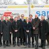 Rail Cargo Austria feiert Jubiläumstransport mit Spezial-Container