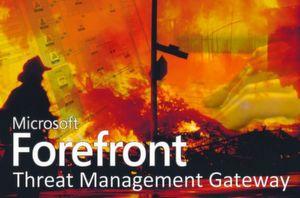 Forefront Threat Management Gateway ist mehr als nur eine Firewall, sondern bietet auch Funktionen eines Reverse Proxy und URL-Filters.