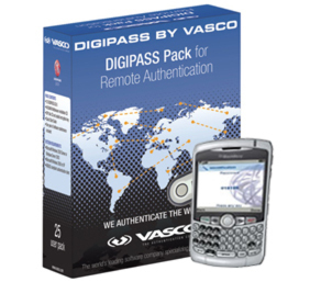 Das Digipass Pack for Remote Authentication ist nun auch optional mit Token-Software-Lizenzen fürs Handy erhältich.