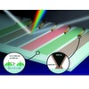 Optische Biosensoren aus Lipid-Gitter