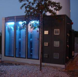Die Vattenfall Europe Generation hat am Standort Boxberg den weltweit ersten Supraleiter-Kurzschluss-Strombegrenzer für den Kraftwerkseinsatz in Betrieb genommen