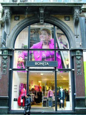 Bonita-Niederlassung in Antwerpen: Auch hier greifen Mitarbeiter via Aventail auf die Unternehmens-IT zu.