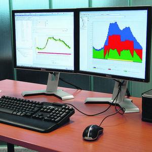 Im IuK-Energie-Labor untersuchen Fraunhofer-Forscher Lösungen für Smart Grids. Bild: Fraunhofer AST