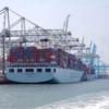 Seeschifffahrt bricht kräftig ein