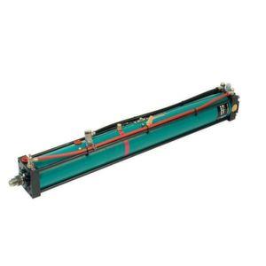 Die neuen Line-Q-Antriebszylinder besitzen alle Tox-typischen Features. Bild: Tox Pressotechnik