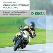 Dekra: Verkehrssicherheitsreport Motorrad 2010
