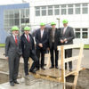 Grundsteinlegung für neue Versuchshalle des Fraunhofer-IML