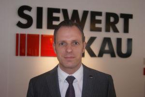 Björn Siewert ist Mitgründer und Geschäftsführer von Siewert & Kau.