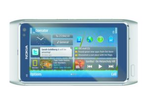 Das N8 von Nokia soll Social Networking ganz einfach machen. Auch aus der Geschäftswelt ist dies nicht mehr wegzudenken.