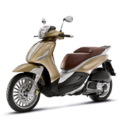 Piaggio verpasst dem Scooter Beverly Facelift