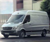 Firmenkonsortium entwickelt Elektroantrieb-Nachrüstsatz für Diesel-Lieferwagen.