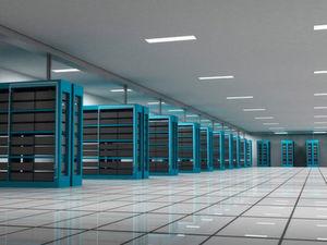 Die Deutsche Telekom baut in Sachsen-Anhalt derzeit Deutschlands größtes Rechenzentrum für Cloud Computing auf; Bild: elgris, Fotolia.com.