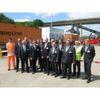 BSH-Container-Terminal gemeinsam mit DHL eröffnet