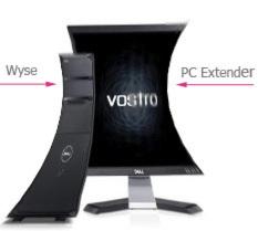 Wyse lässt fette PCs zu Thin Client werden.