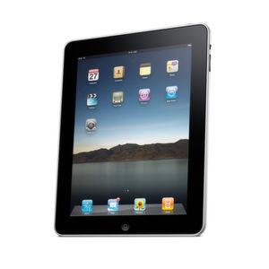 Das Interesse der Kunden unter anderem am iPad ist hoch.