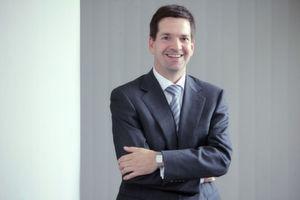 Kai-Otto Landwehr ist Vorsitzender der Geschäftsführung bei Siemens Finance & Leasing.