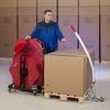 Extrem schweres Packgut dank höherer Spannkräfte zuverlässig umreifen