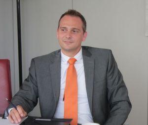 Michael Döderlein ist Geschäftsführer von Inox-Tech.