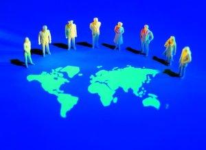 E-Collaboration erlaubt gemeinsames Arbeiten standortübergreifend.