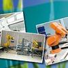 Kompakte Industrierechner steuern Roboter in der Industriefertigung
